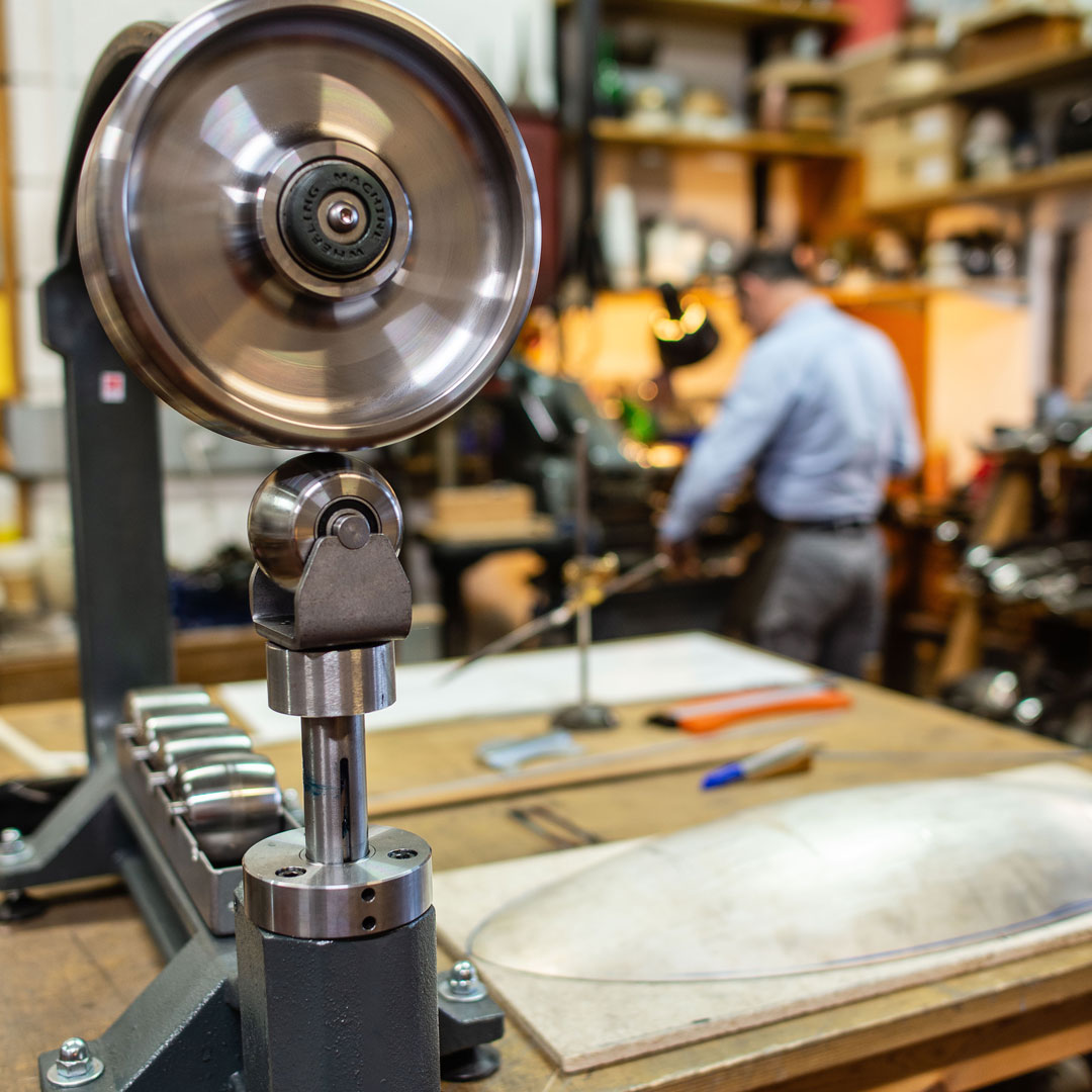 Brett Payne workshop tools